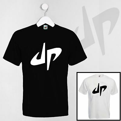 Adults Kids Unisex Dude Perfect Youtuber Group T-shirt DP Cotton Tee Top Gift