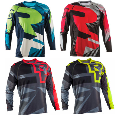Seven-point/long-sleeved jerseys Bicycle downhill Motocross Racing Racing suits