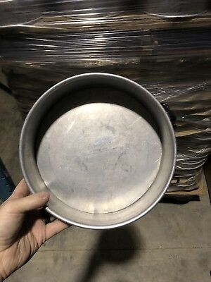 """Baking Pans Cake Pies 9""""x2"""" Removable Bottom Full Lot Of 400 - $2.85 Each"""