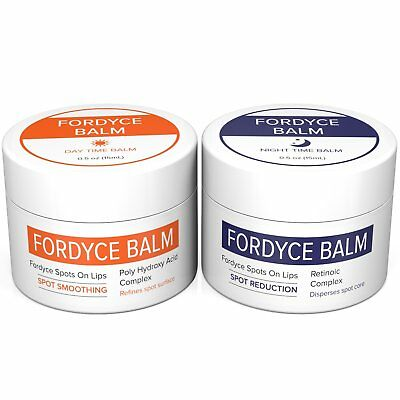 FORDYCE SPOTS REMOVAL LIP BALM. For Fordyce Spots on lips. Fast and painless!