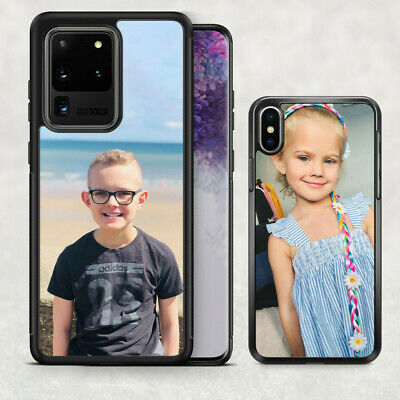 Personalised Phone Case Cover With YOUR Custom Photo - iPhone / Samsung