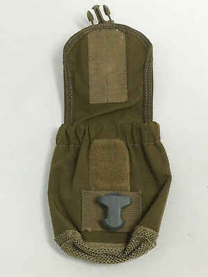 Retro Eagle Industries Canteen Pouch - COYOTE - Mismatched Buckles - GC