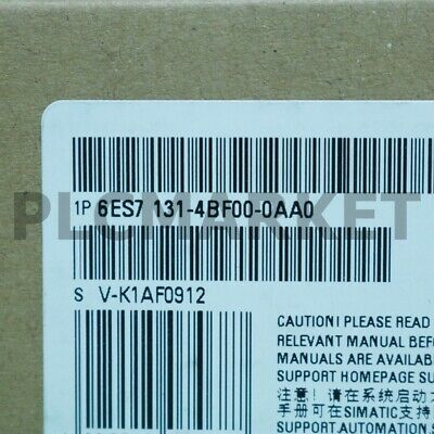(New) SIEMENS 6ES7 131-4BF00-0AA0 Free Shipping!