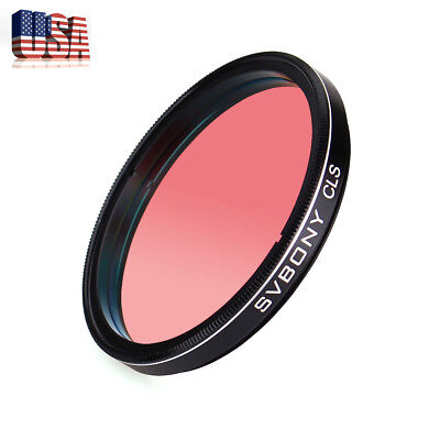 "SVBONY  2"" CLS Light Pollution Broadband Filter for Visual&Astro Photography US"