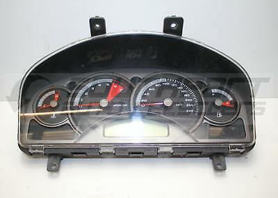 Holden Commodore Instrument Cluster Instrument Cluster, Auto Type, Vy2