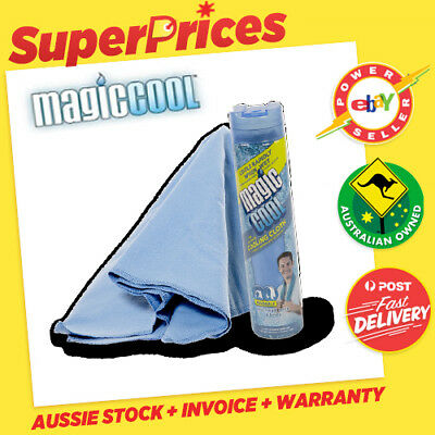MagicCool◉Magic Cool Cooling Cloth◉Towel◉Heat Relief◉Sports◉Exercise◉Outdoor◉3 C