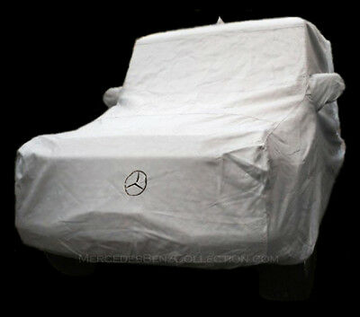 Mercedes-Benz Genuine OEM Car Cover 2002 to 2018 G-Class (463)