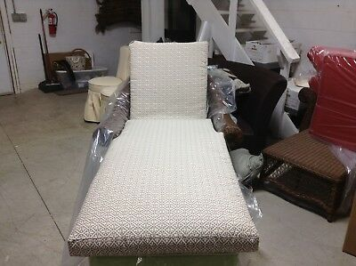Surprising Frontgate Deluxe Outdoor Patio Chaise Lounge Cushion Ivory Pdpeps Interior Chair Design Pdpepsorg