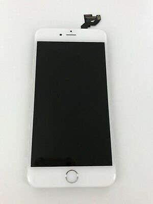 Original iPhone 6s Plus White LCD Screen Full Assembly Replacement Grade A