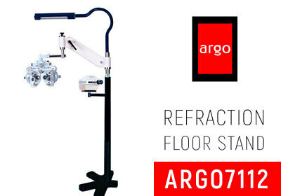 ARGO Floor Stand for Phoropter and Chart Projector 7112 NEW