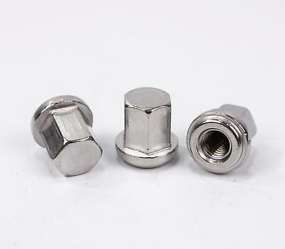 "(5) 3/8"" Group 31 Stainless Battery Stud Nuts"