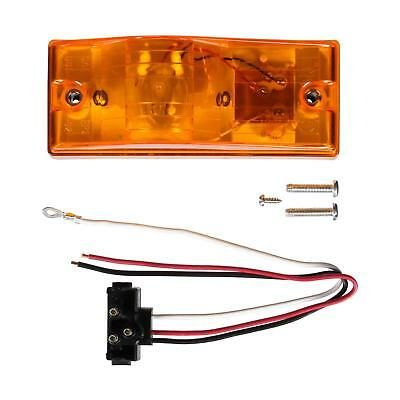 Truck-Lite 22 Series Yellow Rectangle Incandescent Side Turn Signal Kit