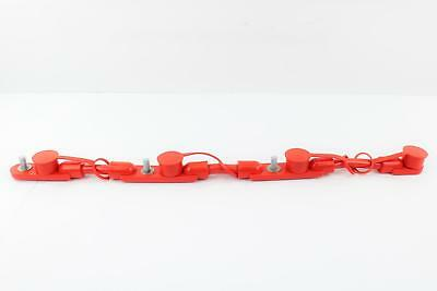 """2/0 Battery Harness Cable, Red, 21"""""""