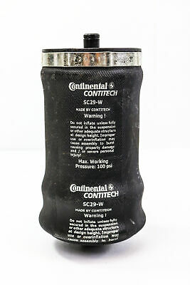 Contitech CB7087 Air Spring - Crosses With 67636 / W02-358-7087 / 1S5-040