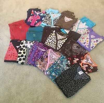 Scrubs Lot Size XS - 23 pieces altogether