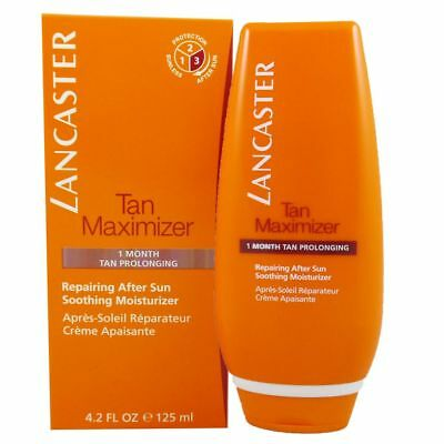 Lancaster Tan Maximizer Repairing After Sun Soothing Moisturizer 125 ml