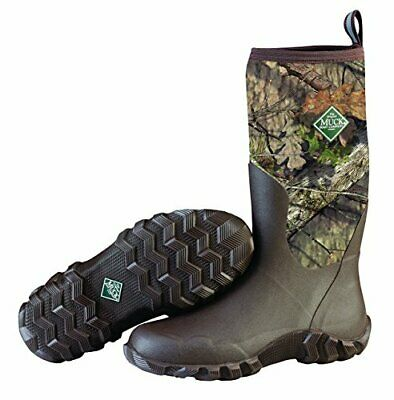 d11affedad9 MUCK BOOTS MEN'S Woody Sport Cool II Waterproof Hunting Boots Mossy ...