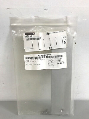 New National Instruments NI9915 779018-01 DIN Rail Mounting Kit
