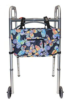 Best Bag Tote Storage for Walker Wheelchair Rollator with Pocket Water Resistant