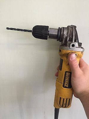 Right Angle Drill Adapter for Angle Grinder KEYLESS