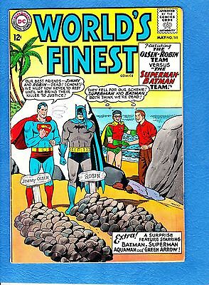 World's Finest Comics #141 (May 1964, DC)VG 4.0