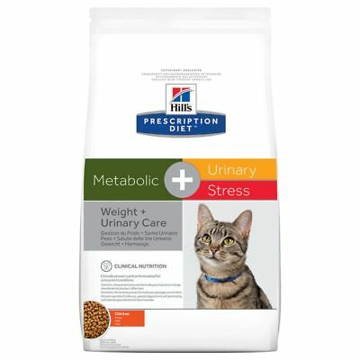 Hill's Prescription Diet Feline Metabolic+Stress Weight+Urinary Care Chicken