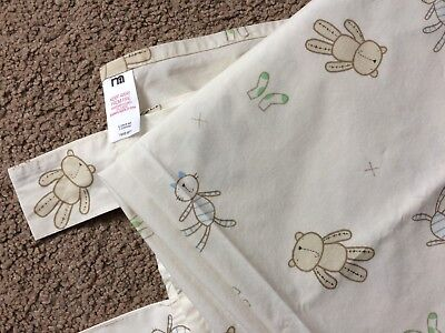 Nursery / children's curtains from Mothercare
