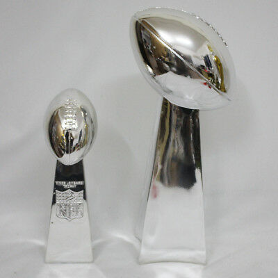 1 1 Full Size 52CM Vince Lombardi Trophy Super Bowl Trophy 20.5 Inches High 09e693bc2