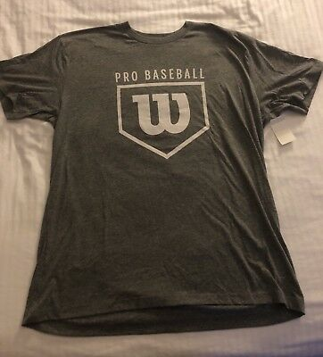 Wilson Pro Baseball Shirt Size M Medium A2K A2000 Pro Stock Issued MLB