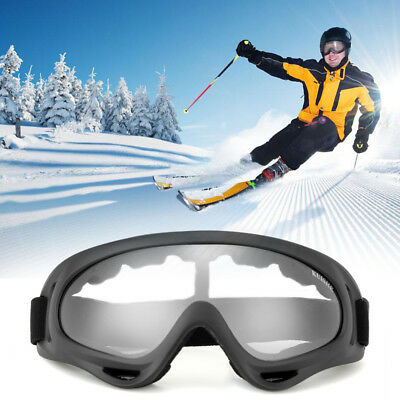 Eye Protection Goggles Sunglasses Eyewear Safety Windproof Glasses Cycling Ski