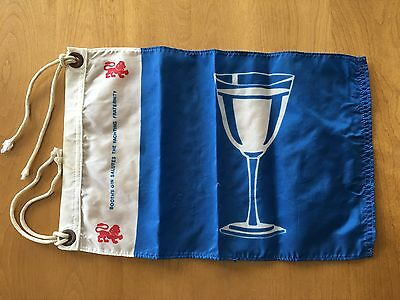 Vintage Booths Gin Salutes the Yachting Fraternity Flag
