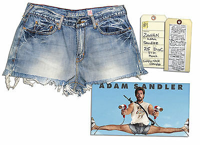 Adam Sandler Worn Costume From You Don't Mess Zohan