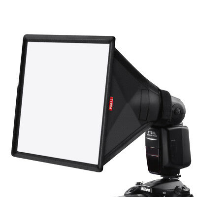 "13x8"" Flash Diffuser Translucent Camera SpeedlightLight Softbox for Nikon TK10"