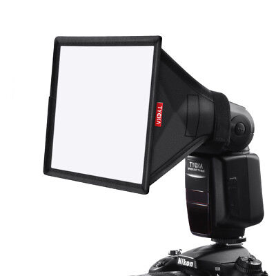 "6x5"" Flash Diffuser Translucent Camera SpeedlightLight Softbox for Nikon TK8"