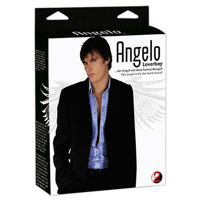 You2Toys - Poupées gonflables - Loverboy Angelo