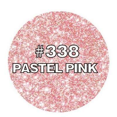 Pastel Pink Glitter Natural Cake Decorations Edible Toppers Dairy Gluten Free