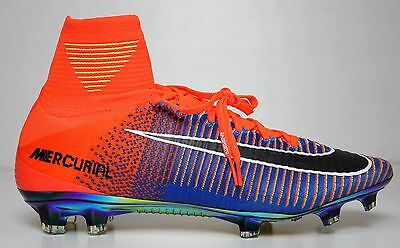 competitive price 3bf11 4a237 NIKE EA SPORTS Mercurial Superfly V SE FG 852512-804 Soccer Cleats boots cr7