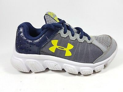 Under Armour Assert 6 boys trainers junior 11 eu 28.5 super condition