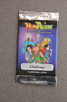 """HumAliens CCG """"Challenge"""" Booster"""