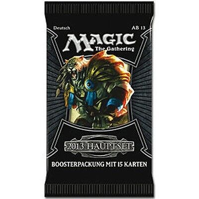 Magic the Gathering Core set 2013 Booster Pack engl.
