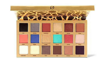 PALETTE cosmetics 18 colors eyeshadow