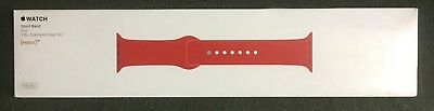 Apple Watch Sport Band 38mm Red Original Genuine Official