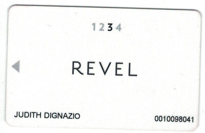 Revel Casino Hotel Slot Card Atlantic City New Jersey 2012 to 2014 Now Closed