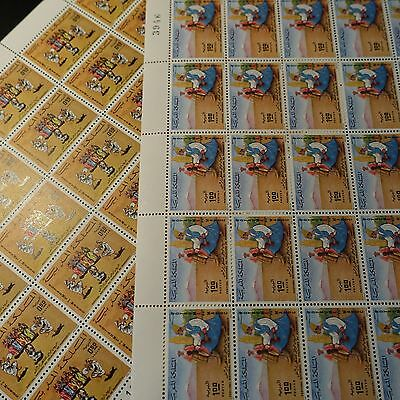 Morocco Morocco N°680/681 Sheet Sheet 25 Neuf Luxe Mnh Value