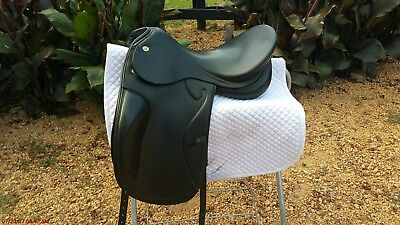 Prestige Optimax Dressage saddle - 18 Med Narrow tree