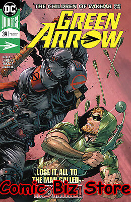 Green Arrow #39 (2018) 1St Printing Dc Comics Universe Bagged & Boarded