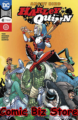 Harley Quinn #41 (2018) 1St Printing Bagged & Boarded Dc Universe Rebirth