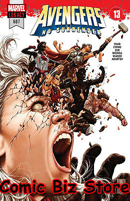 Avengers #687 (2018) 1St Printing No Surrender Marvel Comics Legacy Tie In