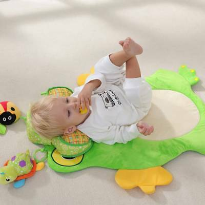 Baby Kids Play Crawl Mat Child Activity Soft Toy Gym Creeping Blanket Rug