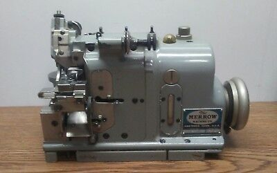 merrow m-2dh industrial sewing machine
